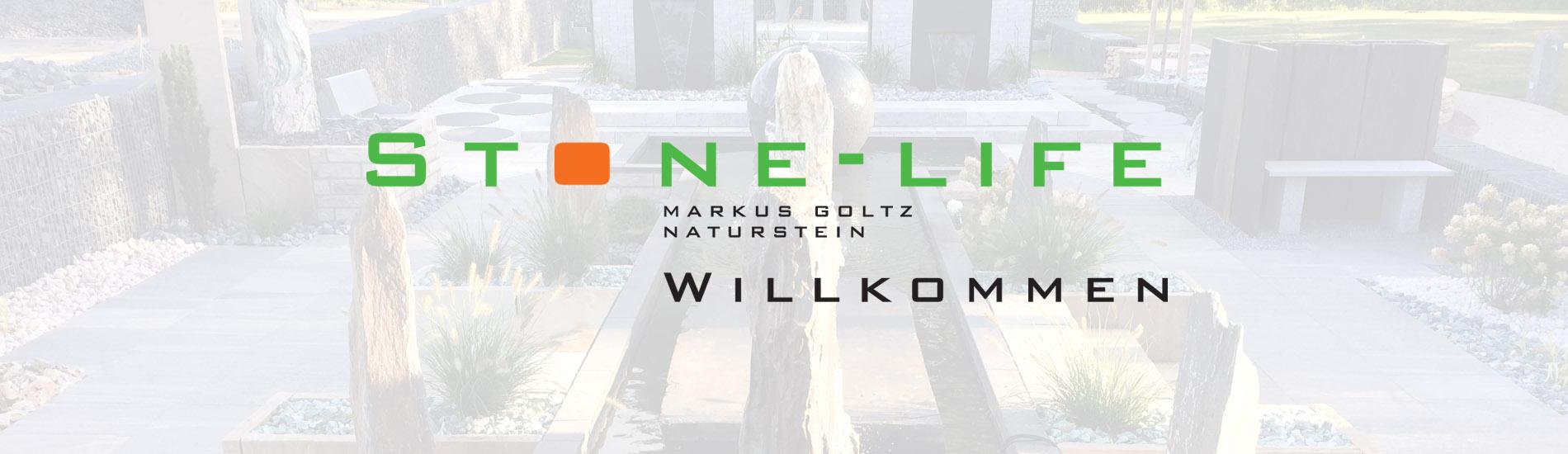 Willkommen bei Stone-Life arkus Goltz Naturstein